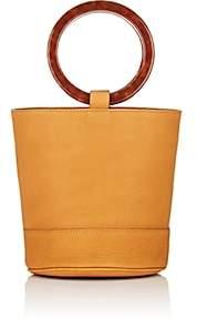 Simon Miller Women's Bonsai Large Leather Bucket Bag - Sand