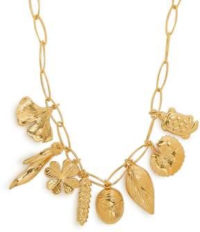 Aurelie Bidermann Aurélie Iconic Elements gold-plated necklace