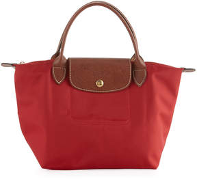 Longchamp Le Pliage Small Handbag, Red