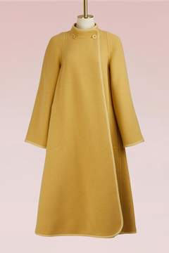 Chloé Long Wool Coat
