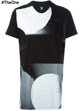 Julius abstract print T-shirt