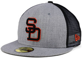 New Era San Diego Padres New School Mesh 59FIFTY Fitted Cap