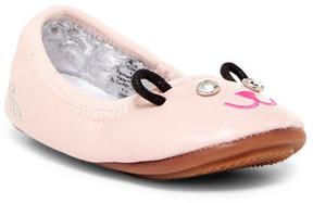 Jessica Simpson Millie Ballet Flat (Baby)