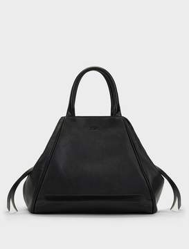 Donna Karan Donnakaran Soft Leather Convertible Tote