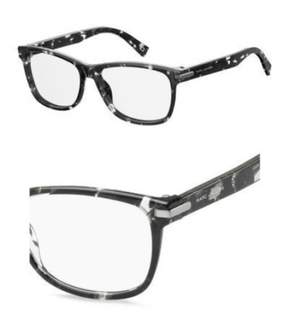 Marc Jacobs Eyeglasses 191 0LLW Gray Havana Crystal