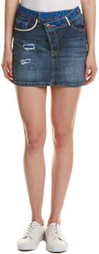 Desigual Ethnic Mini Skirt