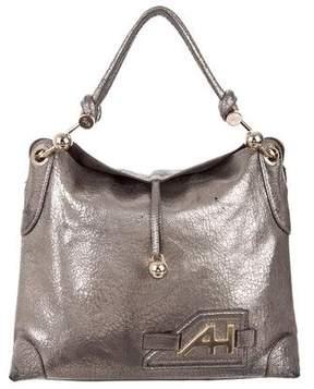 Anya Hindmarch Metallic Shoulder Bag