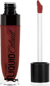 Wet n Wild Megalast Liquid Catsuit Lipstick - Goth Topic
