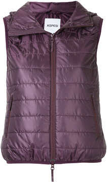 Aspesi quilted gilet