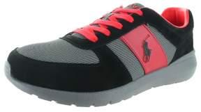 Polo Ralph Lauren Cordell Men's Retro 90's Jogger Sneakers Shoes