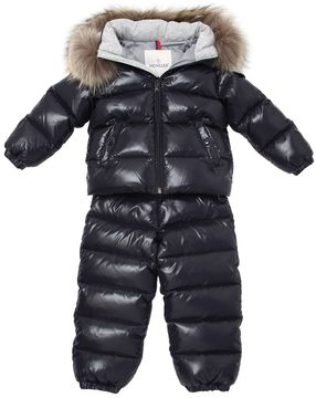 Moncler New Remy Nylon Down Jacket & Pants