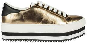 Marc Jacobs Grand Metallic Platform Sneakers