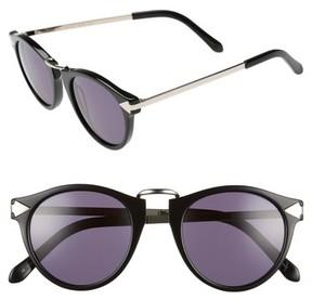 Karen Walker Women's 49Mm Sunglasses - Black
