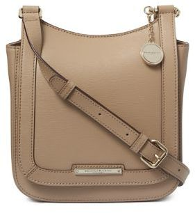 Donna Karan Leather Crossbody Bag
