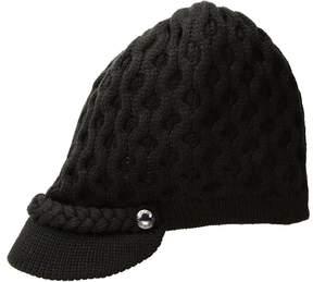 Calvin Klein Honeycomb Cable Cabbie Hat Caps