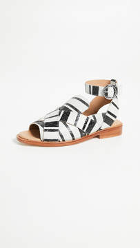 Free People Catherine Loafer Sandals