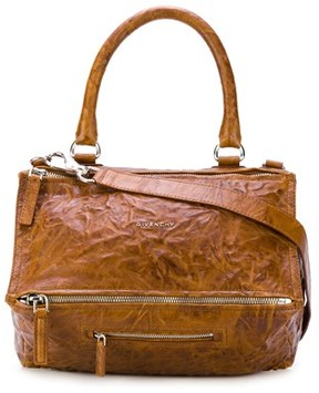 Givenchy Women's Brown Leather Handbag.