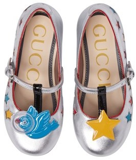 Gucci Toddler Girl's Stellar Mary Jane