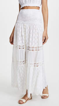 Saint Tropez Sunday Antonella Maxi Skirt