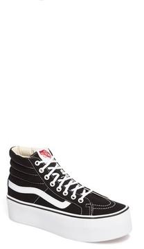 Vans Women's Sk8-Hi Platform Sneaker