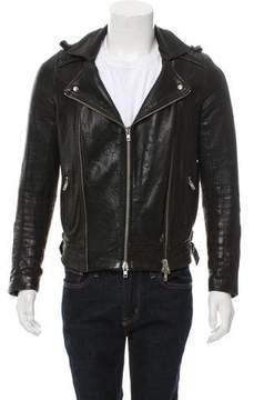 IRO Leather Moto Jacket