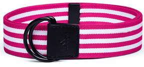 adidas Women's Web Belt - One-Size-Fits-Most Magenta