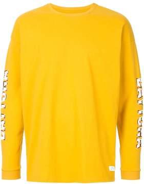Stampd Daytona printed sweatshirt