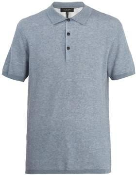 Rag & Bone Tripp cotton-blend polo shirt