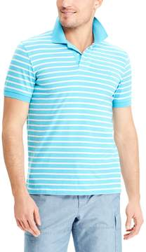 Chaps Men's COOLMAX Classic-Fit Striped Performance Polo