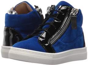 Giuseppe Zanotti Kids Veronica Sneaker Kid's Shoes