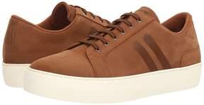 Neil Barrett Paint Stripe Nubuck Trainer Men's Shoes