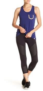 Body Glove Solid Flow Capri Leggings