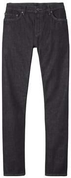 Banana Republic Slim 100% Cotton Dark Wash Jean