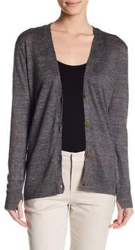 Brochu Walker Sula Linen Cardigan