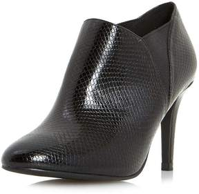 Head Over Heels *Head Over Heels by Dune Black Olivio Heeled Boots