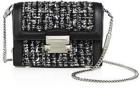 MICHAEL Michael Kors Jayne Tweed & Leather Convertible Belt Bag - 100% Exclusive