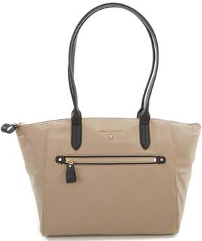 MICHAEL Michael Kors Kelsey Nylon With Gold Hardware Medium Tote