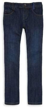 Catimini Little Girl's & Girl's Stretch Jeans