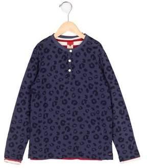 Scotch Shrunk Boys' Printed Layered Shirt w/ Tags