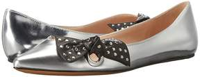 Marc Jacobs Rita Pointy Toe Ballerina Women's Flat Shoes