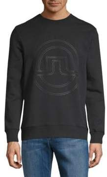J. Lindeberg Logo Cotton Sweatshirt