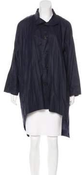 eskandar Oversize Knee-Length Coat