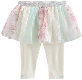 Baby Starters Baby Girl Patchwork Lace Tutu Leggings