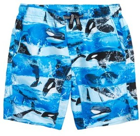 Molo Boy's Nario Swim Trunks