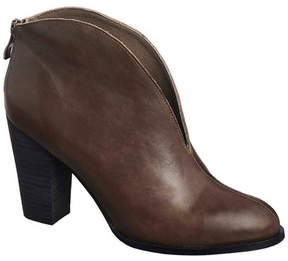 Antelope Slit Leather Boot