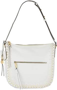 Cole Haan Women's Marli Stud Leather Hobo Bag
