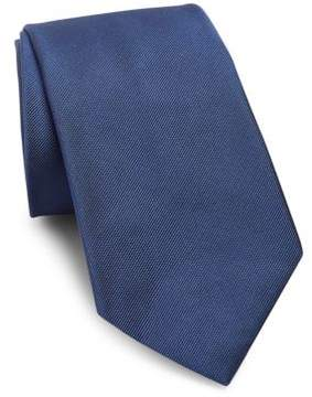 Polo Ralph Lauren Silk Micro Faille Tie