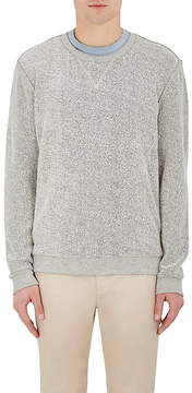 ATM Anthony Thomas Melillo MEN'S REVERSE FRENCH TERRY SWEATSHIRT