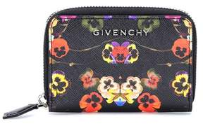 Givenchy Printed coated-canvas wallet