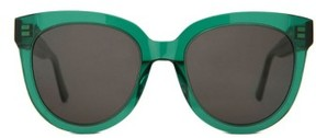 Gentle Monster Women's Illusion 53Mm Sunglasses - Green